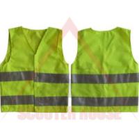 Светоотразителна жилетка -EU- зелена