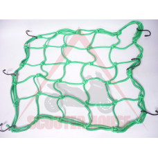 Мрежа за багаж -EU- зелена 30х30см, к.2324