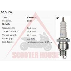 Свещ -NGK- BR8HSA 5539