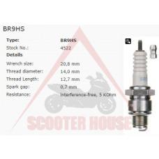 Свещ -NGK- BR9HS 4522