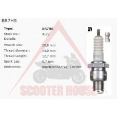 Свещ -NGK- BR7HS 4122