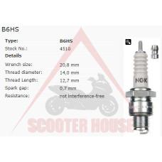 Свещ -NGK- B6HS 4510