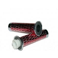 Ръкохватки -EU-  червени, модел 2463
