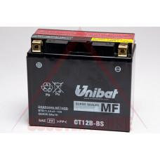 Акумулатор -UNIBAT- 11Ah 12V гелов YT12B-BS, CT12B-BS