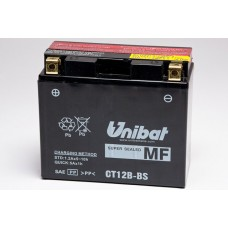 Акумулатор -UNIBAT- 11Ah 12V гелов YT12B-BS, CT12B-BS