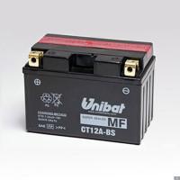 Акумулатор -Unibat- 10Ah 12V гелов CT12A-BS, YT12A-BS