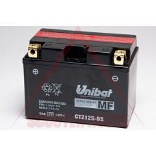 Акумулатор -UNIBAT- 11Ah 12v гелов CTZ12S-BS YTZ12S-BS