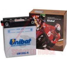 Акумулатор -UNIBAT- 12Ah 12V обсужваем CB12AL-A, YB12AL-A
