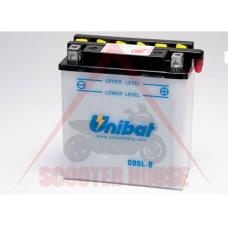 Акумулатор -UNIBAT- 5Ah 12V обсужваем CB5L-B, YB5L-B