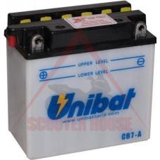 Акумулатор -UNIBAT- 8Ah 12V обсужваем CB7-A, YB7-A
