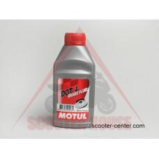 Спирачна течност -MOTUL- DOT 3и4 500ml
