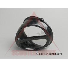 Въздухоотвод -TNT- универсален за скутер въздушно охлаждане - цвят Карбон
