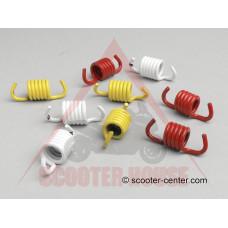 Пружини за съдинител к-т  -MALOSSI- Minarelli 250-300 cc, Yamaha 125-180 cc LC (вид X-Max), Yamaha 4
