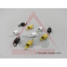 Пружини за съдинител к-т  -MALOSSI- CPI 50cc