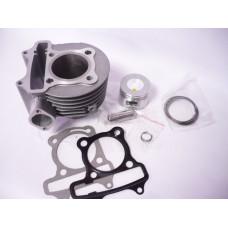 Цилиндър к-т -EU- 125cc 52.40mm Kymco 125 cc AC, GY6 (4-stroke) 125-150 cc (152 QMI, 157 QMJ