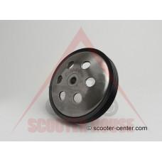 Камбана за съединител -MALOSSI WINGBELL Minarelli 50cc ф=107mm