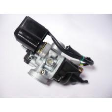Карбуратор -EU- PIAGGIO PHVA 17.5 (в к-т с автоматичен смукач), връзка=23mm