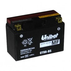 Акумулатор -UNIBAT- 8Ah 12V гелов CT9B-BS, YT9B-BS
