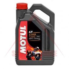 МАСЛО -MOTUL- 7100 10W40 4T 4L