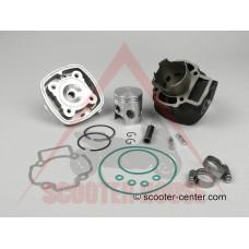 Цилиндър к-т -DR- 70 cc Evolution- Piaggio LC 2-тактов