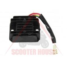 Реле зареждане -EU- 5 пина GY6 125-150cc, ATV Bashan 200-250cc
