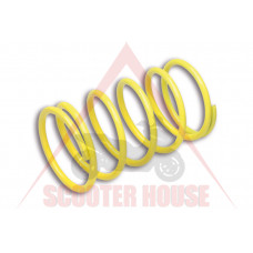 Централна пружина  -MALOSSI- Minarelli 250cc жълта