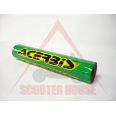Протектор за кормило -ACERBIS- 230mm зелен