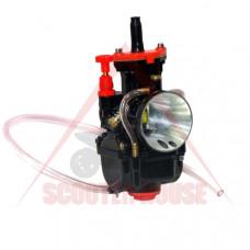 Карбуратор -EU- PWK 28, връзка колектор - 35mm, връзка филтър - 49mm