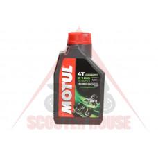Масло -MOTUL- 5100 10w50 4T полусинтетично 1L