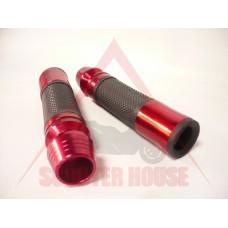 Ръкохватки -EU- 22mm / 24mm pizoma style червени