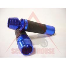 Ръкохватки -EU- 22mm / 24mm pizoma style сини
