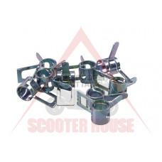 Скоби комплект -MOTOFORCE-  ф-5.5mm 10бр