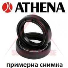 Семеринги предница к-т -ATHENA- (2 бр) 31.7x42x7/9 Malaguti f12, f15