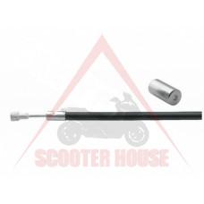 Жило за спирачка -NOVASCOOT- универсално с кожух, за спирачка или съединител, жило - 2000mm x 1.5mm, кожух - 1650mm, накрайник 3-5mm
