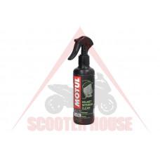 Спрей -MOTUL- M2 за почистване на вътрешност на каска 250ml