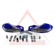 ПРОТЕКТОРИ МОТОКРОС -EU- модел F-6070 универсални, сини