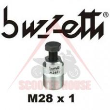 Скоба за магнет (изваждач) -BUZZETTI- Piaggio 125-180ccm 2T, LC 28x1 mm