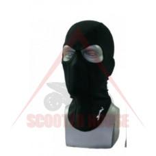 Боне -Bars- PROTECT двойна плътност черено, с два отвора на очите, универсален размер