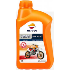 Масло -REPSOL- OFF ROAD 10W40 4T 1L