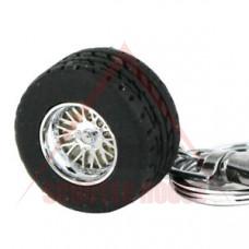 Ключодържател -EU-  гума с джанта, модел 4552