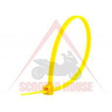 Кабелна връзка -EU- 3.6х200mm жълта 1бр