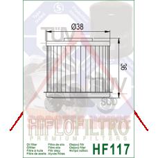 Маслен филтър -HIFLO FILTRO- HF117 Honda Intergra 700