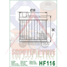 Маслен филтър -HIFLO- HF116