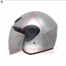 Каска -AWINA- размер L, сива, OPEN FACE, модел TN-8661