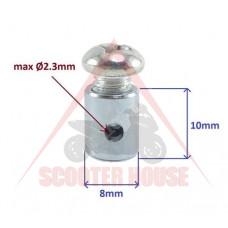 Накрайник за жило -WM- 8x10mm