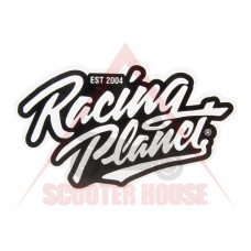Стикер -RACING PLANET- 98x60mm