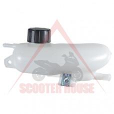 Казанче за вода -CGN- YAMAHA AEROX, MBK NITRO разширителен съд в комплект с капачка