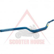 Кормило -PT EVO- синьо, захващане-ф=22mm, дължина 750=mm